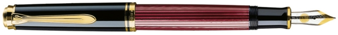 Pelikan M600 Red Striated