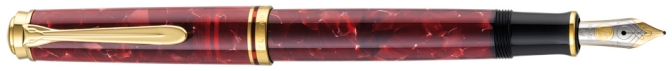 Pelikan M600 Ruby Red