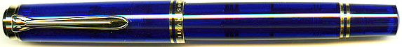 Pelikan M600 Blue Demonstrator for Sony