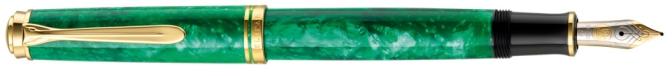 Pelikan M600 Vibrant Green