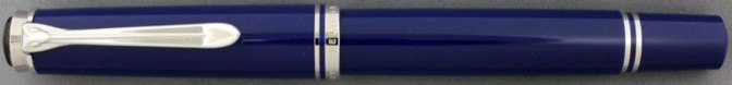 Pelikan M605 Solid Dark Blue