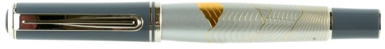 Pelikan M640 Mount Everest capped