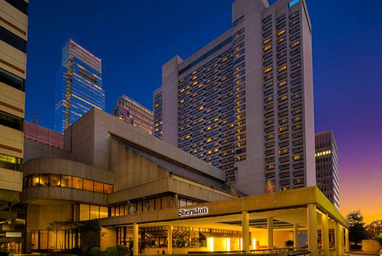 Sheraton Philadelpia Downtown Hotel