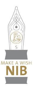 Pelikan Make a Wish Nib Logo