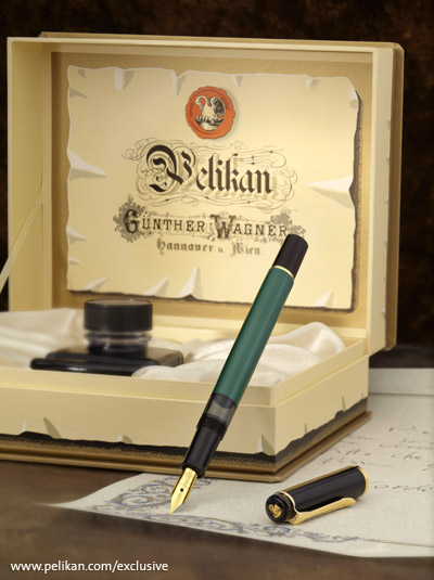 Pelikan M151 with gift packaging