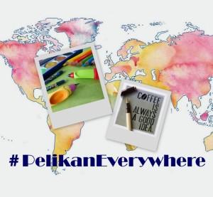 #Pelikaneverywhere Graphic