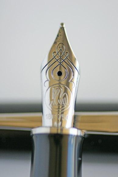 Pelikan M805 Anthracite Stresemann Nib