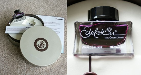 Wanderbox Packaging and Edelstein Amethyst