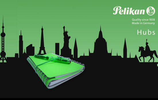 Pelikan Hubs 2014 Logo