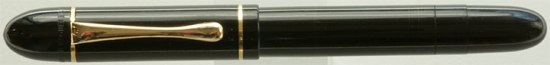 Pelikan black 130 Ibis post-war model