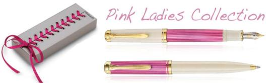 Pelikan Souverän M600 and K600 Pink