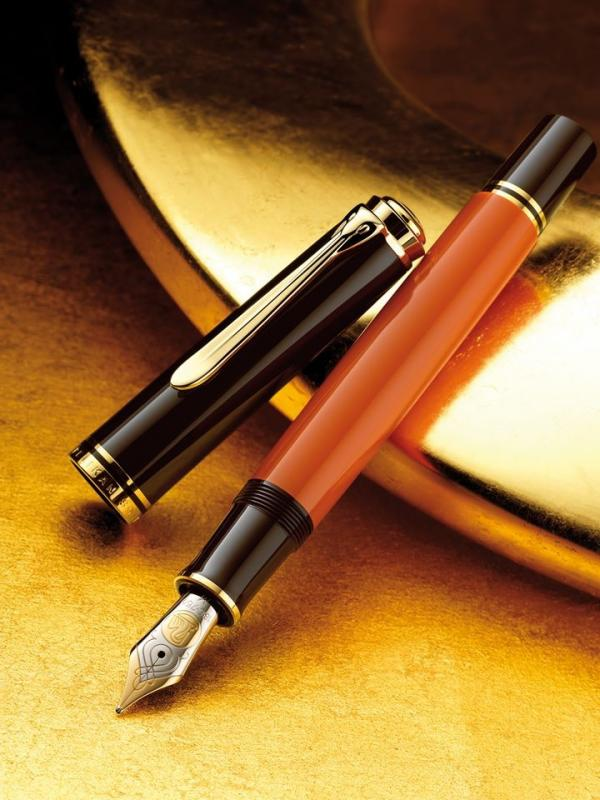 History Pelikan Parker and Other High Quality Fountain Pens