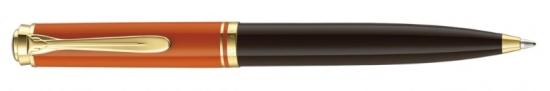 K800 Burnt Orange Ballpoint Pen