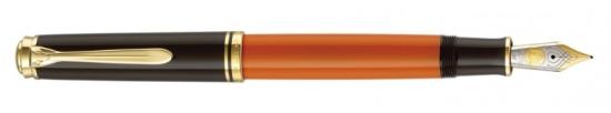 M800 Burnt Orange Fountain Pen