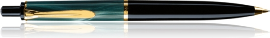 Pelikan D200 Green Marbled Pencil