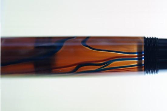 Pelikan M201 Bayou with translucent barrel