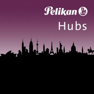 Pelikan Hubs 2015 Logo