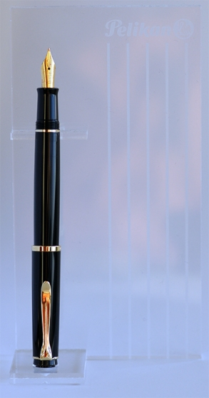 Pelikan P200 Fountain Pen Posted