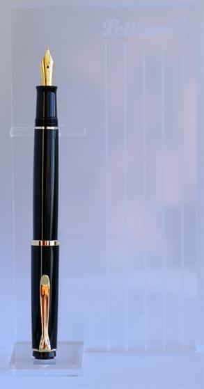 Pelikan P200 Fountain Pen Posted