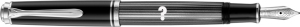 Pelikan M600 Fountain Pen Decolorized