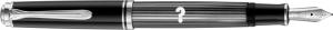 Pelikan M600 Fountain Pen Decolorized