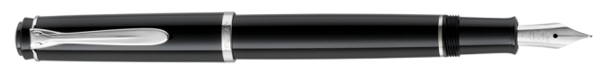 Pelikan P205 Black Cartridge Pen