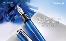 M805 Vibrant Blue