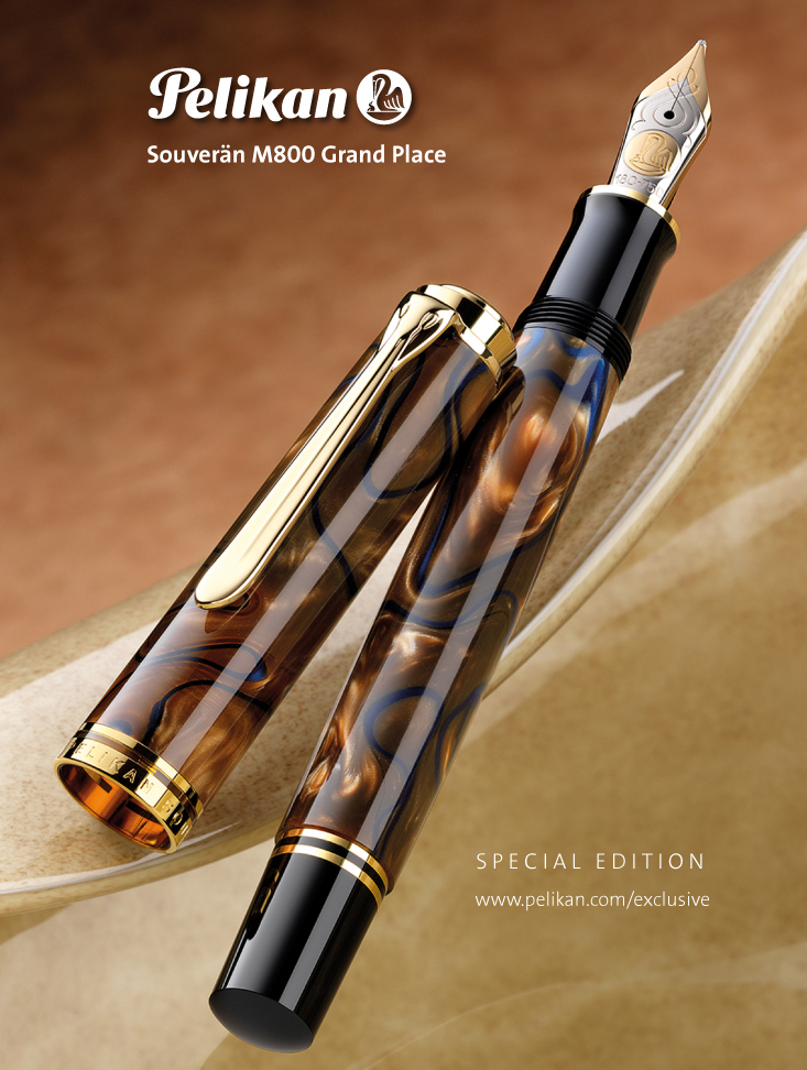News M800 Grand Place 171 The Pelikan S Perch