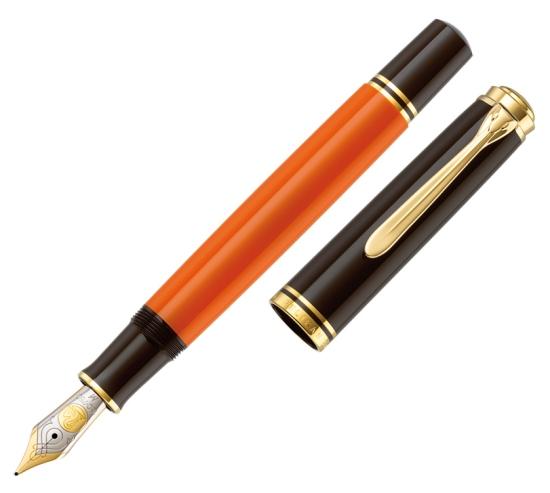 Pelikan M800 Burnt Orange