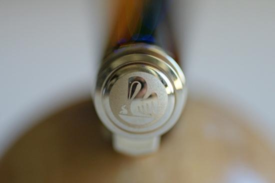 Pelikan M800 Burnt Orange Cap Top