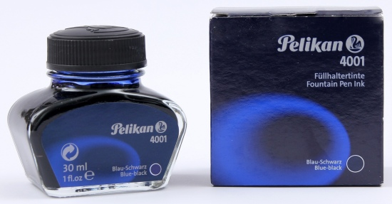 Pelikan 4001 Blue-Black Ink