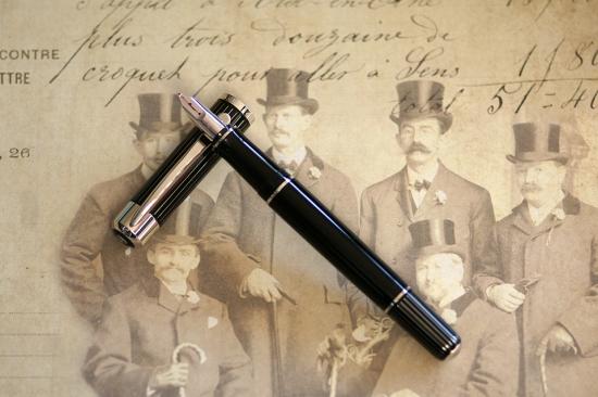 Pelikan P3100 Ductus fountain pen