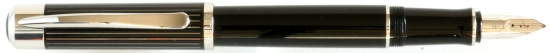 Pelikan P3100 Ductus fountain pen posted