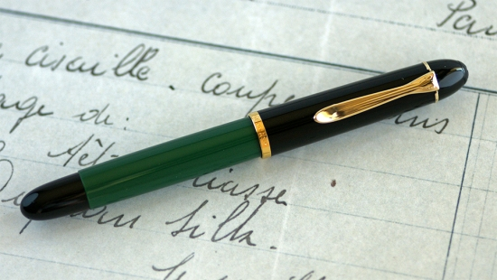 Pelikan M120N Fountain Pen