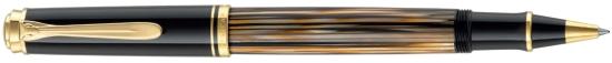Pelikan R400 Tortoiseshell Brown Rollerball