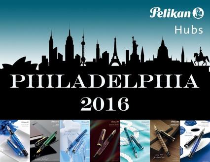 Pelikan Hubs 2016 - Philadelphia