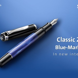 M205 Blue Marbled