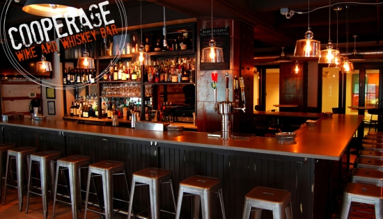 Cooperage Wine and Whiskey Bar