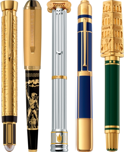 Pelikan Seven Wonders of the World Series