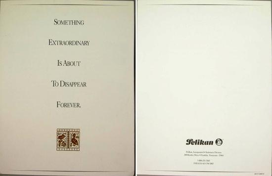 Pelikan M900 Toledo Brochure