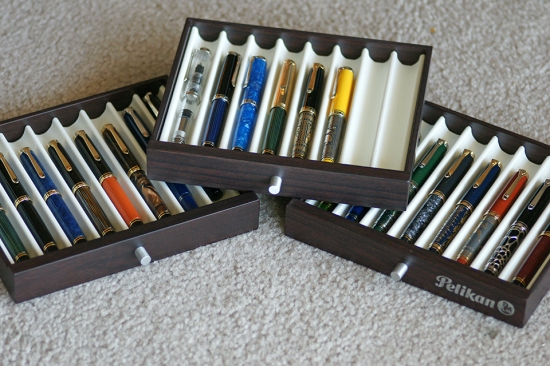 Pelikan 24 Pen Collectors' Chest