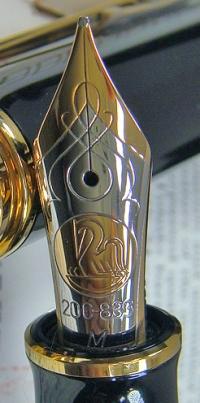 Pelikan M900 Toledo 20C-833 Nib