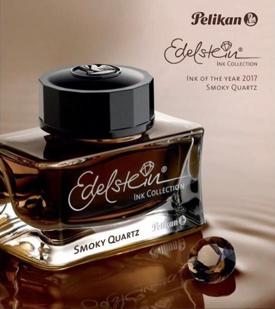 Pelikan Edelstein Ink of the Year 2017 Smoky Quartz