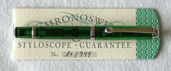 Pelikan Chronoswiss Styloscope