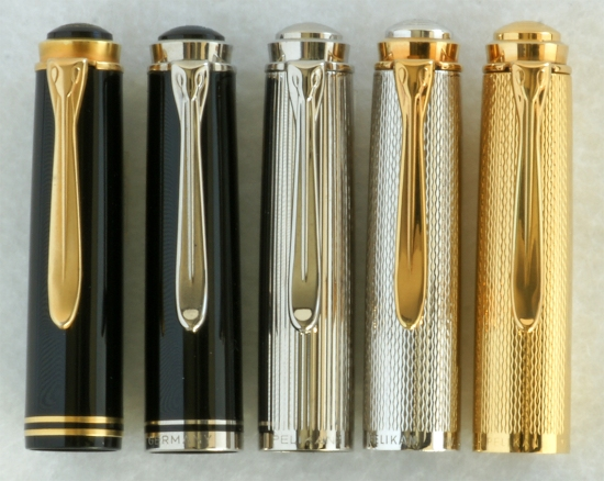 Pelikan M700 Series Caps