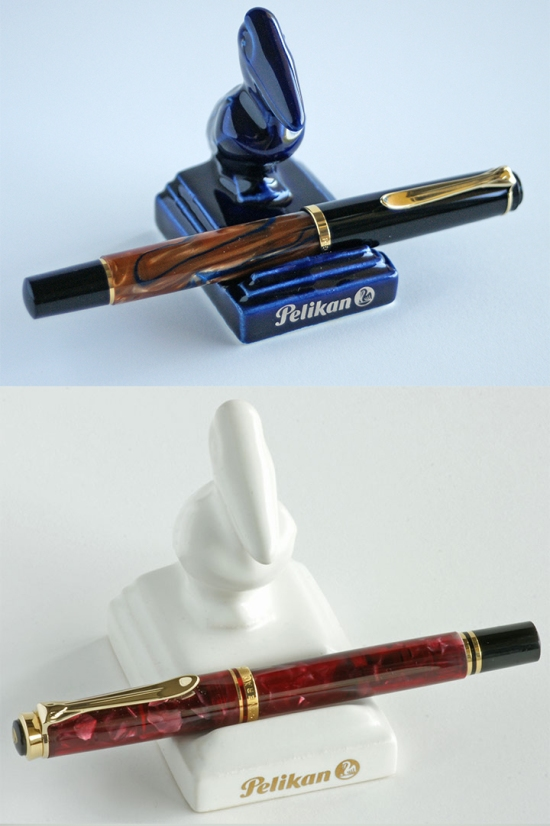 Pelikan Ceramic Pen Stands