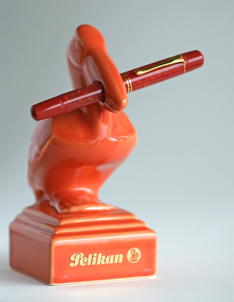 Pelikan M101N Bright Red