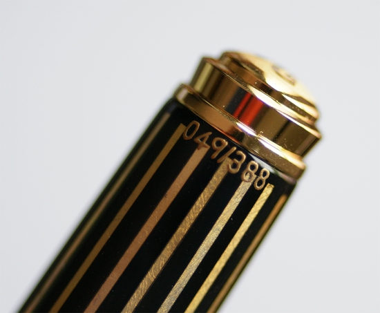 Pelikan M800 Raden Royal Gold