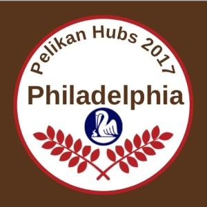 Pelikan Hubs 2017 Philadelphia Logo