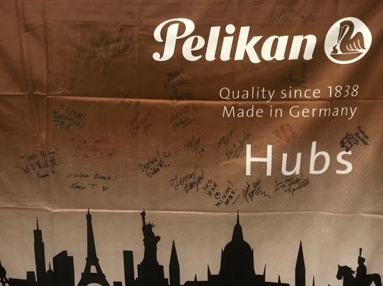 Pelikan Hubs flag for Philadelphia